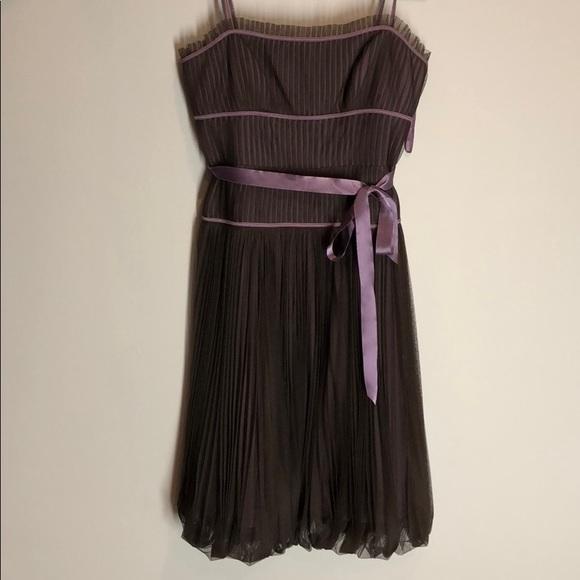 BCBGMaxAzria Dresses & Skirts - BCBGMaxAzria purple dress
